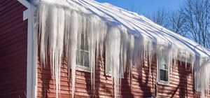 What Is an Ice Dam? Can It Damage Your Home?