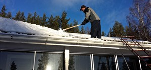 Winter Roof Maintenance: 5 Issues to Watch For