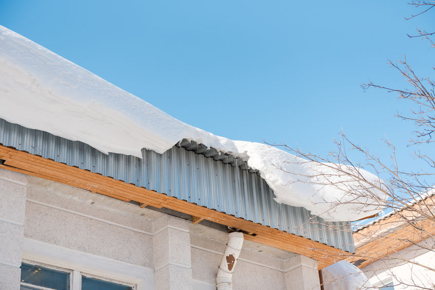 Can Winter Storms Cause Damage to Your Home?